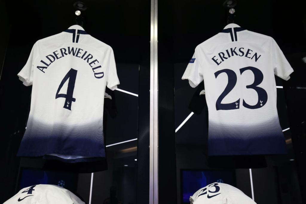 Alderweireld et Eriksen se sont retrouvés à Tottenham en 2015., iStock