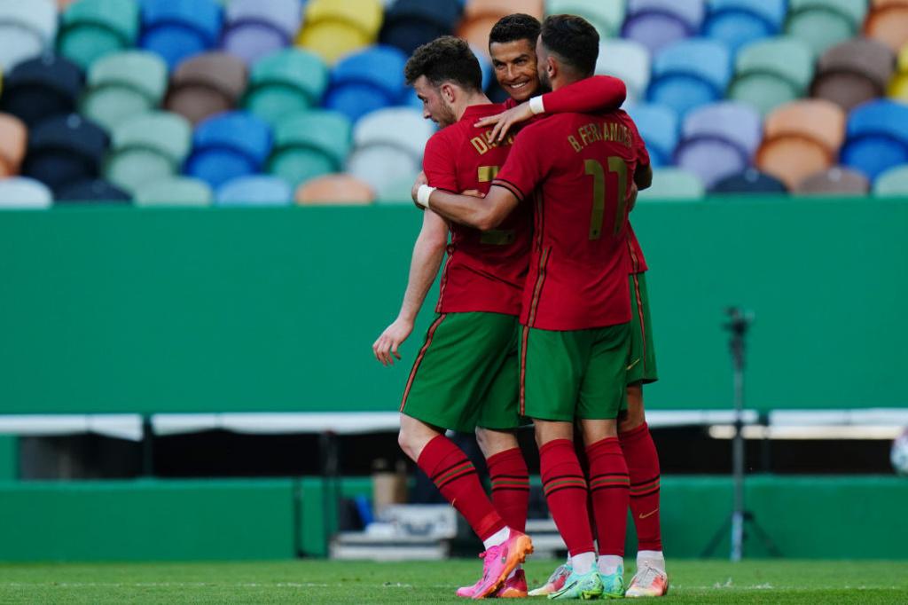 Sur la route d'un nouveau titre européen, Ronaldo sera épaulé par des joueurs très performant comme Bruno Fernandes (photo) ou Bernardo Silva., iStock
