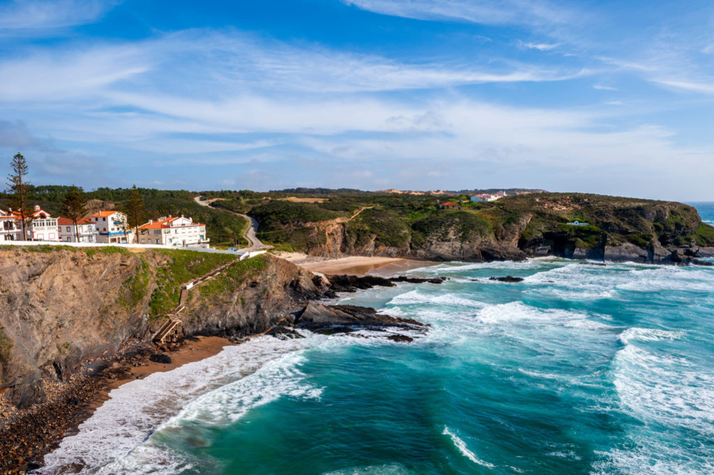Zambujeira do Mar, Alentejo, Getty