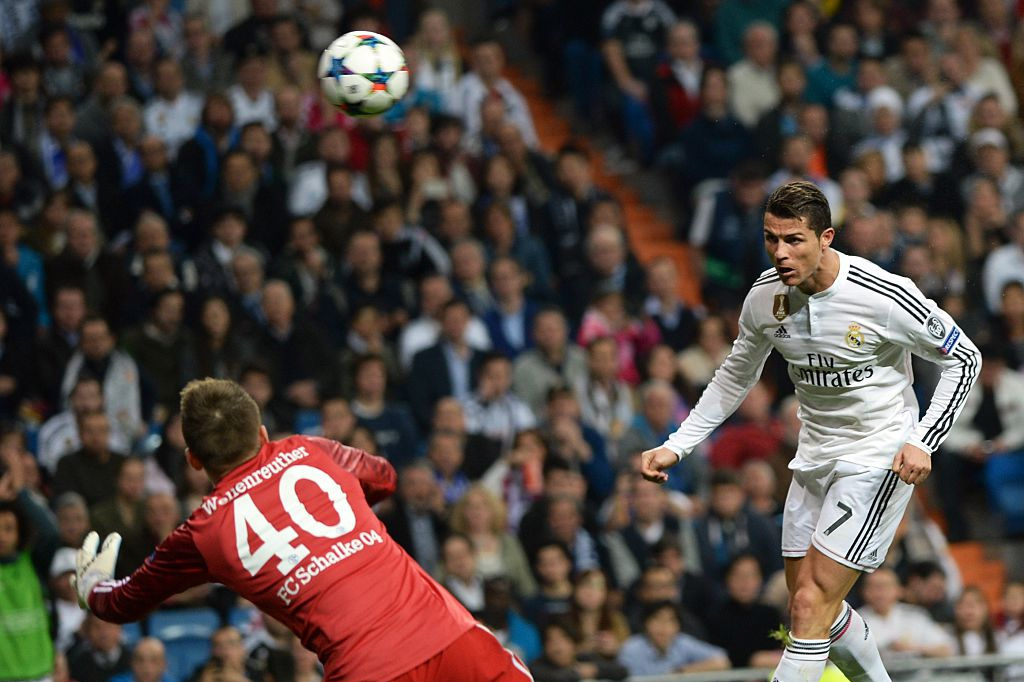 Wellenreuther et Cristiano Ronaldo, iStock