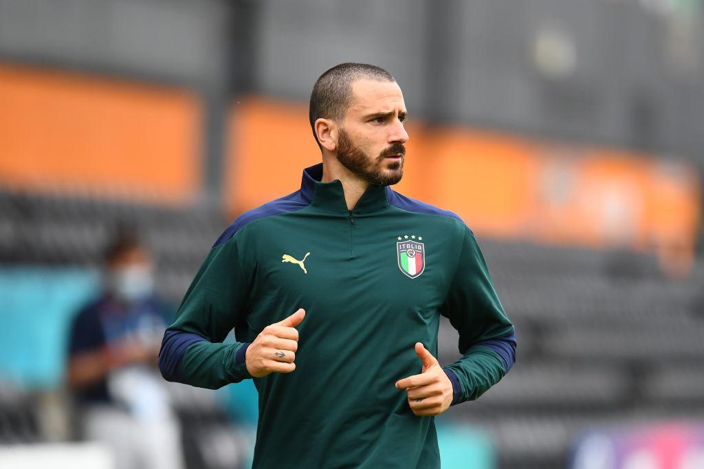 Bonucci retrouvera en face de lui son coéquipier de la Juventus, Alvaro Morata., iStock