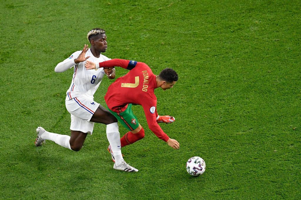Paul Pogba et Cristiano ne verront pas les quarts. Ils sont tombés sur des os suisses et belges., iStock