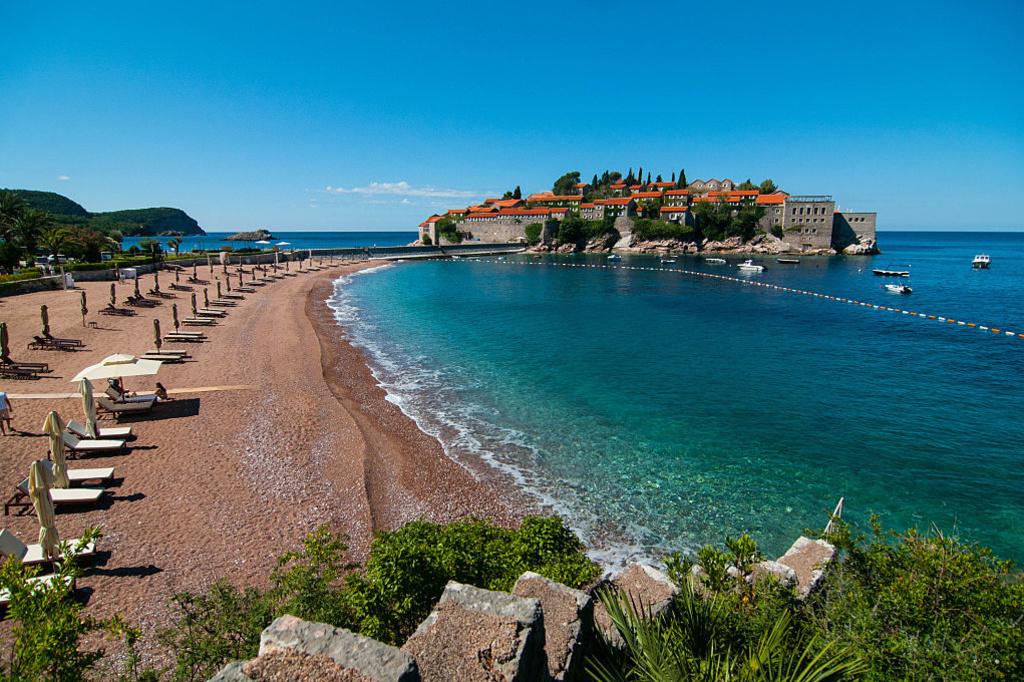 Aman Sveti Stefan, Montenegro, Getty