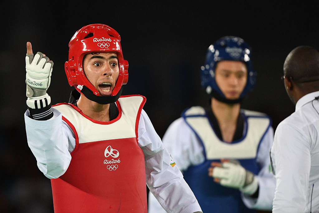 Jouad Achab veut oublier l'échec de Rio, iStock
