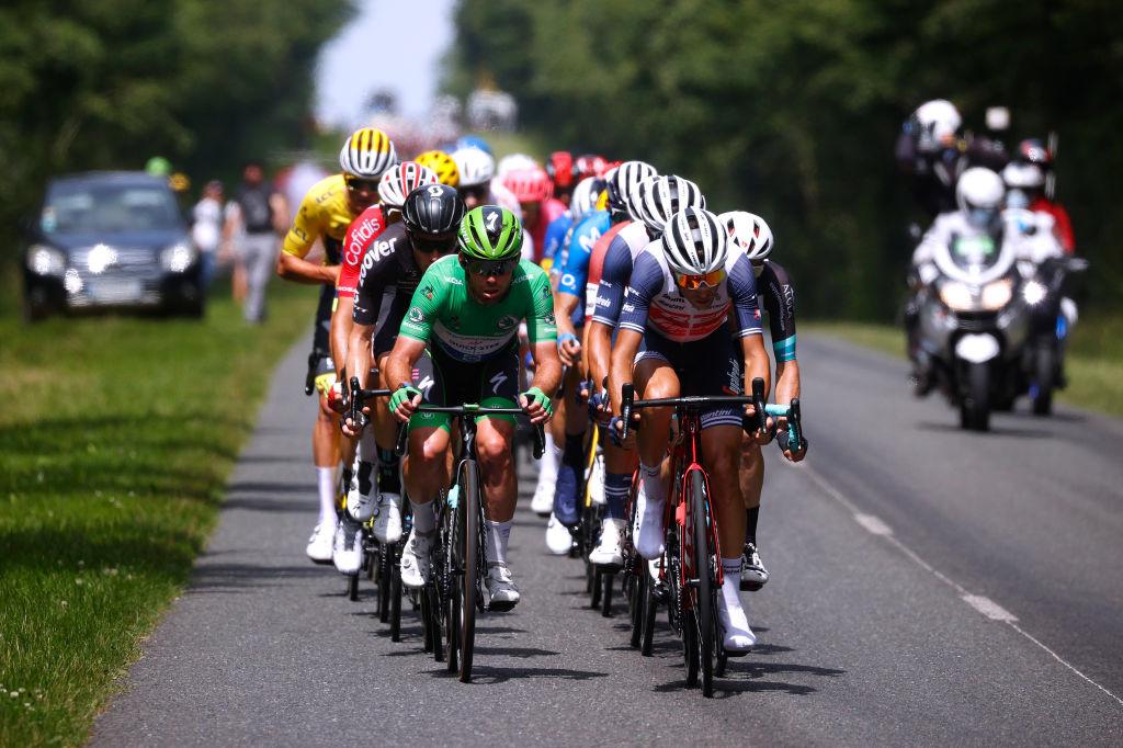 Mark Cavendish et Vincenzo Nibali sont à l'avant d'une échappée royale qui va animer une étape complètement folle., iStock