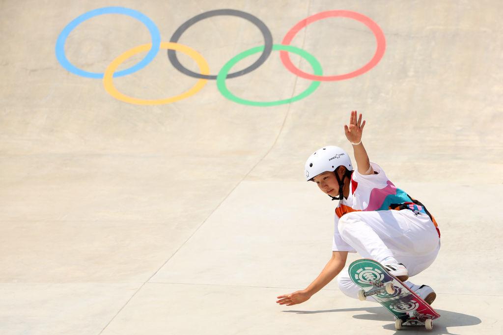 Pour la première du skateboard aux JO, les Japonaises auront brillé à domicile avec une médaille d'or et une de bronze., iStock
