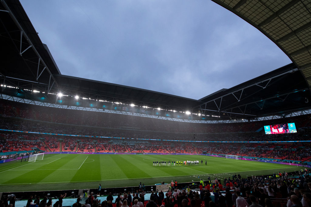 Wembley lors du match Angleterre-Ecosse de vendredi dernier., iStock