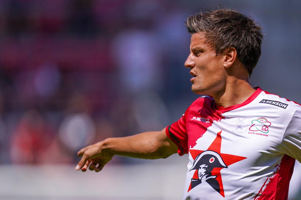 Désormais épaulé par Zinho Gano en pointe de l'attaque, Jelle Vossen devra à nouveau apporter sa hargne et son sens du but., iStock