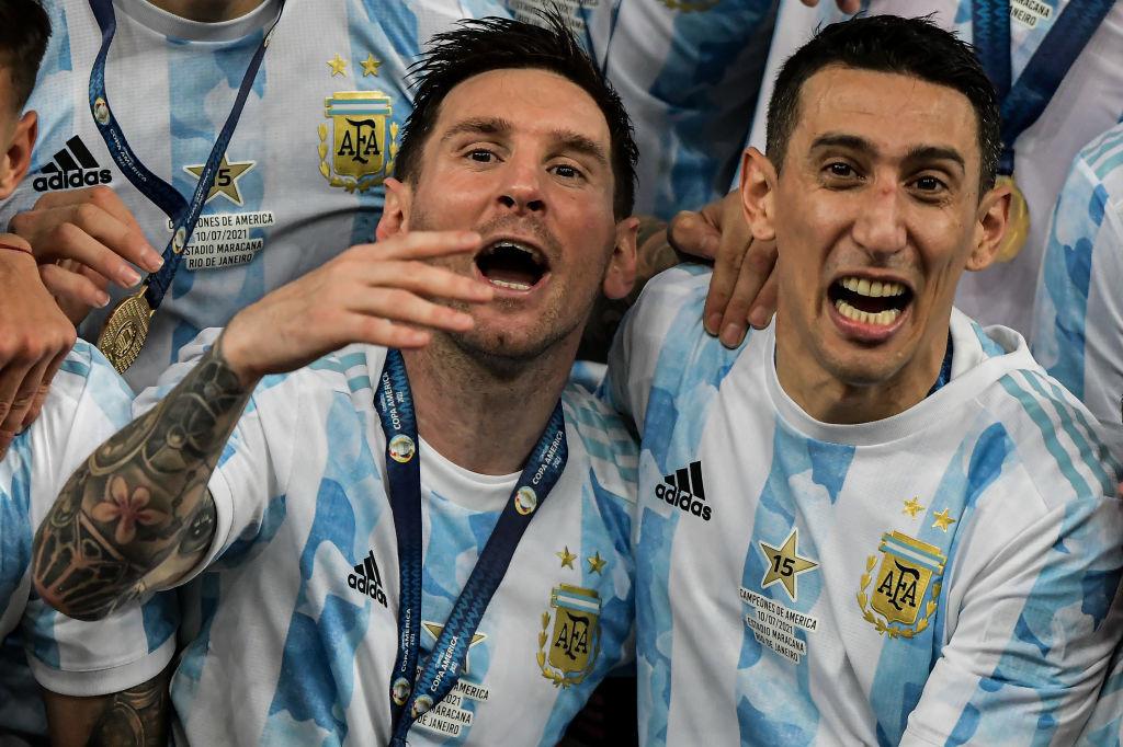 Messi et Di Maria, désormais unis en sélection et en club, mais aussi peut-être concurrents car Angelito arpentait le côté droit cher à son compatriote. A Pochettino de trouver le dispositif pour faire cohabiter les deux Albiceleste., iStock