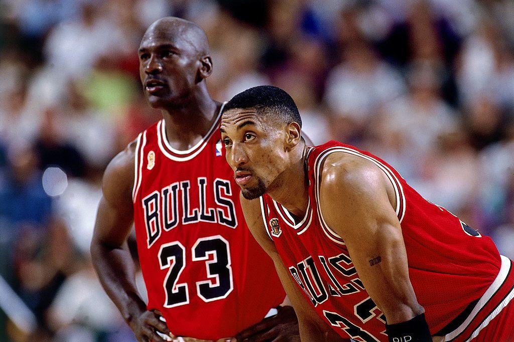 Jordan et Pippen, iStock