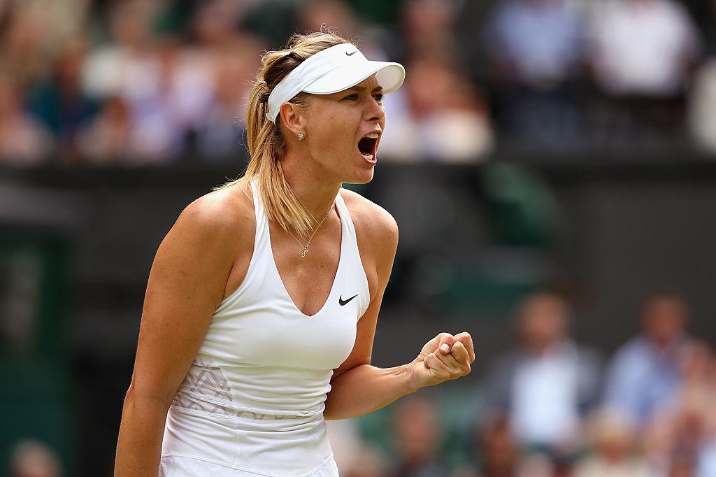 Maria Sharapova., Getty Images/iStock