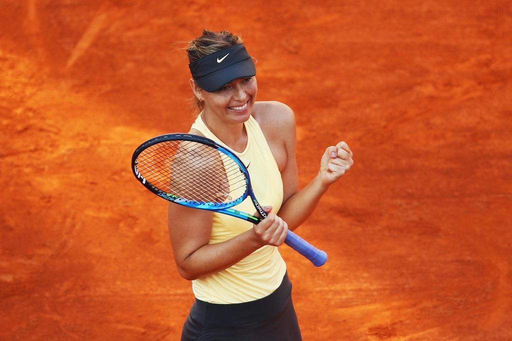 Maria Sharapova, Getty Images/iStock
