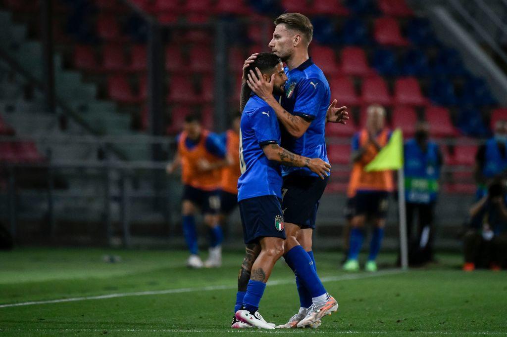 La Squadra Azzurra compte sur son duo Lorenzo Insigne et Ciro Immobile pour faire trembler les filets turcs, iStock