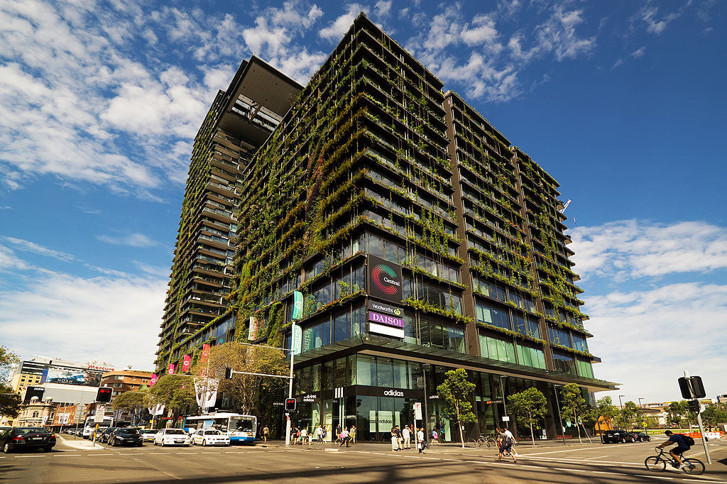 One Central Park in Sydney, Getty