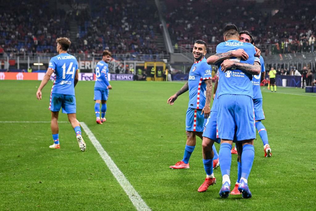 Malgré un Milan AC rapidement réduit à 9, l'Atlético de Carrasco a dû attendre les toutes dernières secondes pour l'emporter à San Siro., iStock