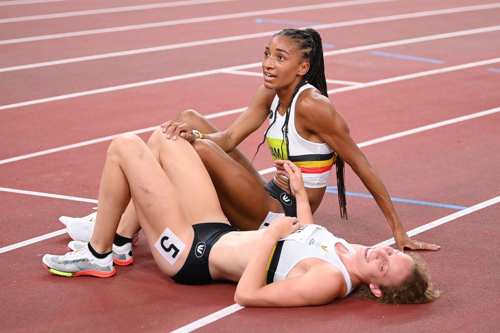 Il n'aura pas manqué grand chose à Noor Vidts pour accompagner Nafi Thiam sur le podium olympique., iStock