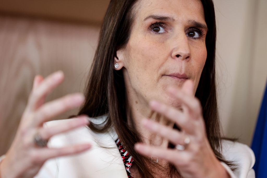 Des voix s'élèvent dans le monde politique européen, notamment belges avec la ministre des Affaires étrangères Sophie Wilmès., iStock