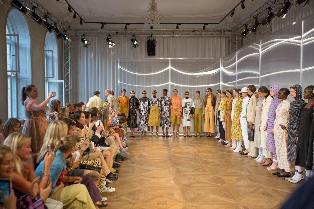 Baum und Pferdgarten: een kleinere, intieme show met een select publiek, Getty