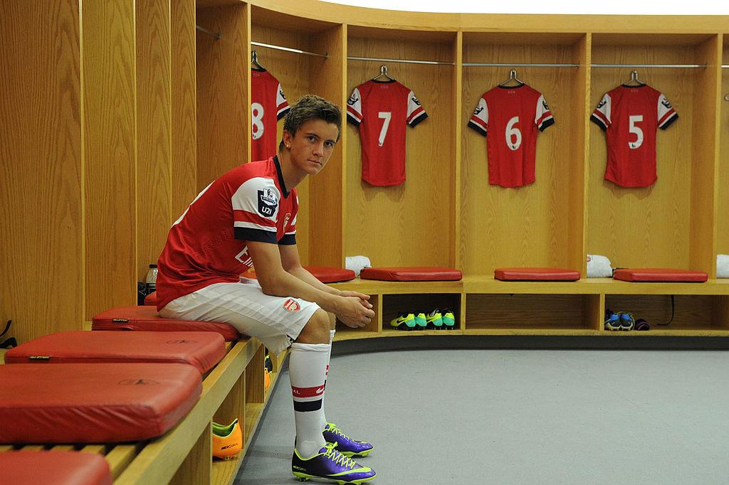 La nouvelle recrue d'Anderlecht a été formée à Arsenal où il a croisé la route de Thomas Vermaelen et Mikel Arteta., iStock