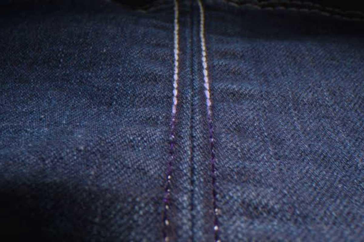 Het garen van Resortecs lost een van de problemen rond het recycleren van textiel op., Gf