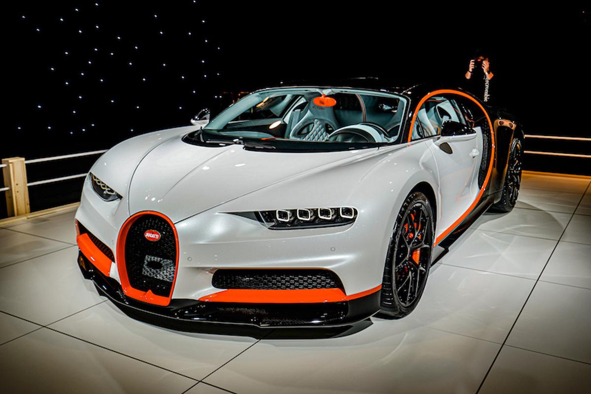 Bugatti, Patrick Theunissen