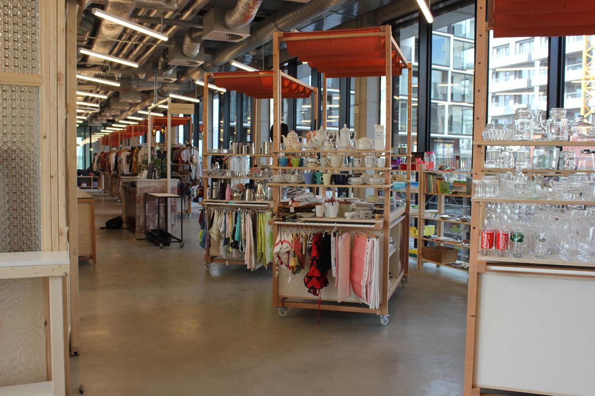 Circuit: tweedehands shoppen bij de Kringwinkel, Circuit