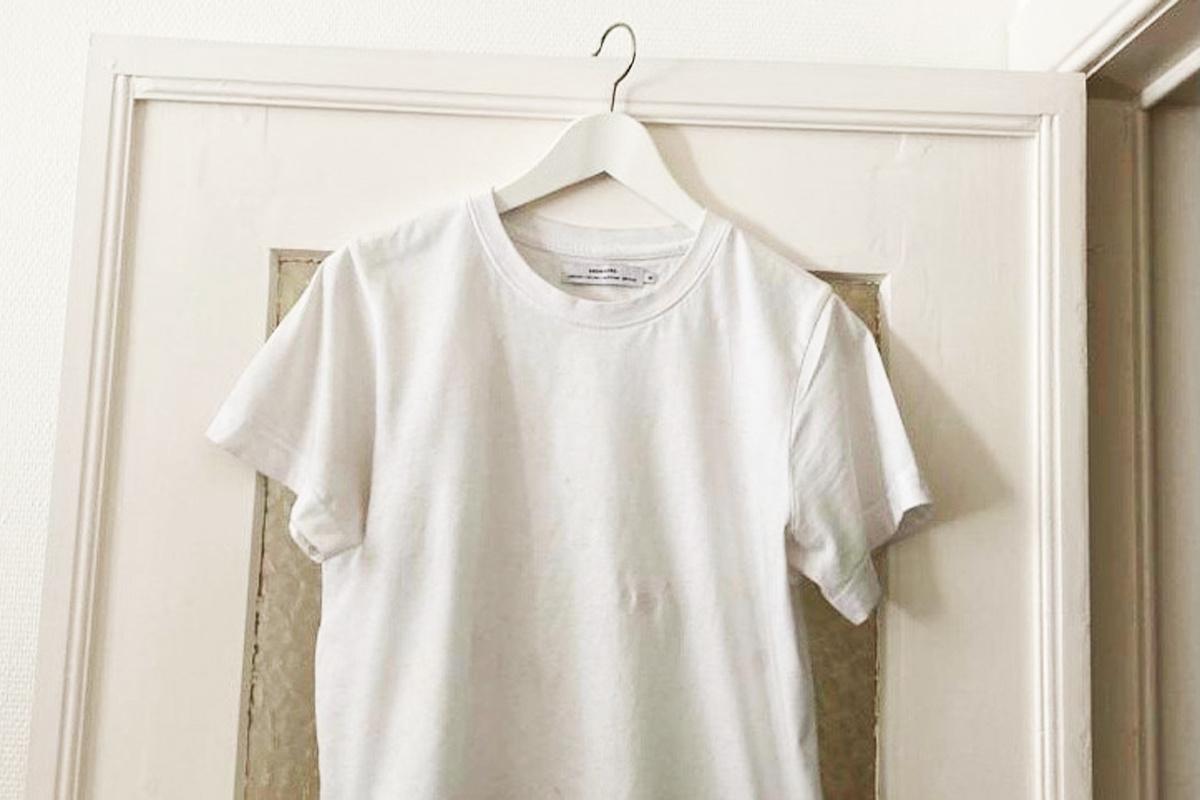 Leila bezingt haar lievelingsshirt, LH