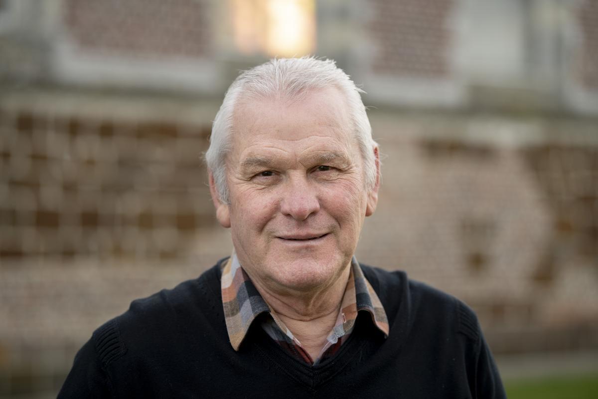 Jef Pittomvils, de neef van Eddy Merckx, kent de Belgische wielerlegende door en door en heeft tal van sappige anekdotes te vertellen over diens jeugd., BELGAIMAGE