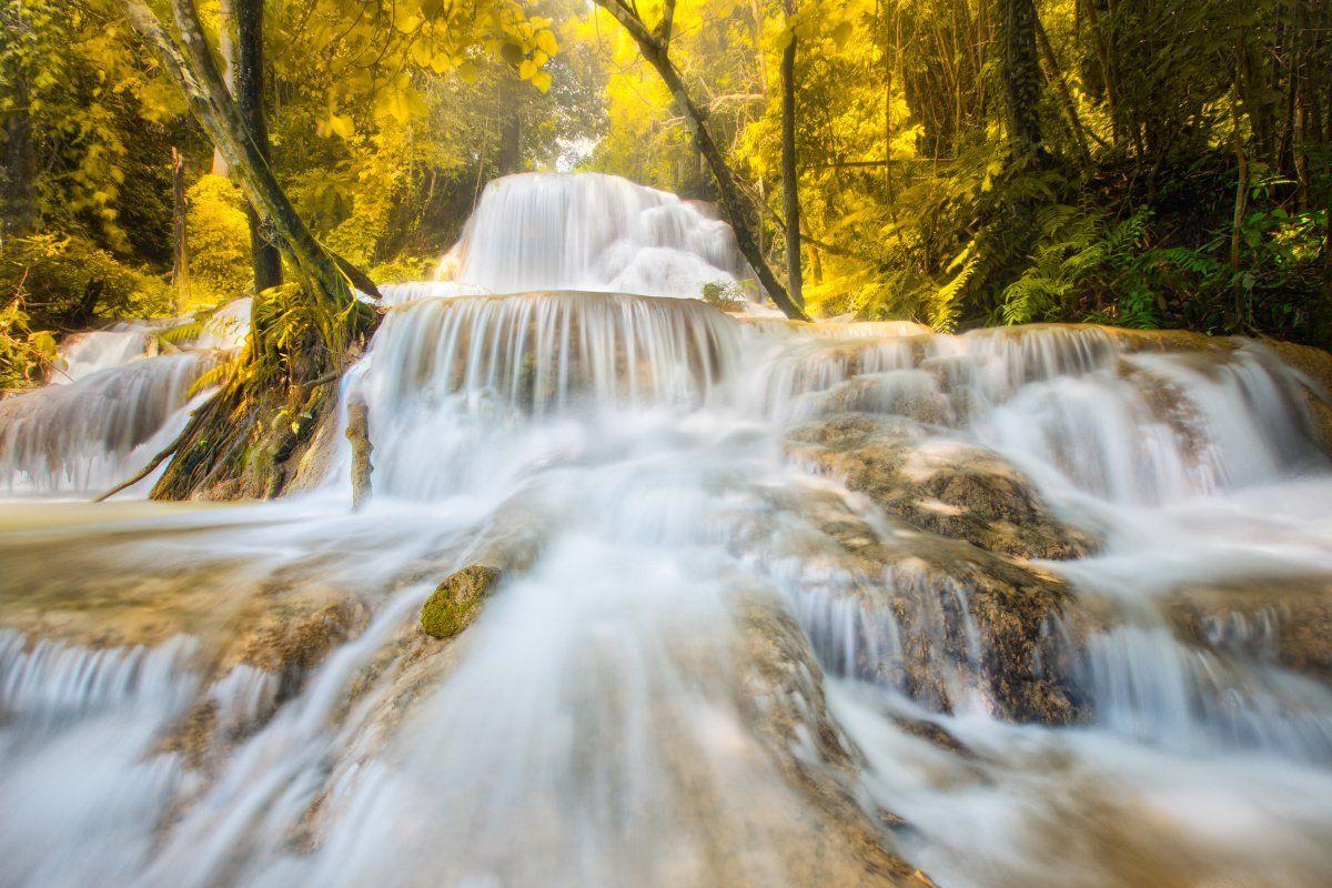 Cascade de Ngao, Getty Images