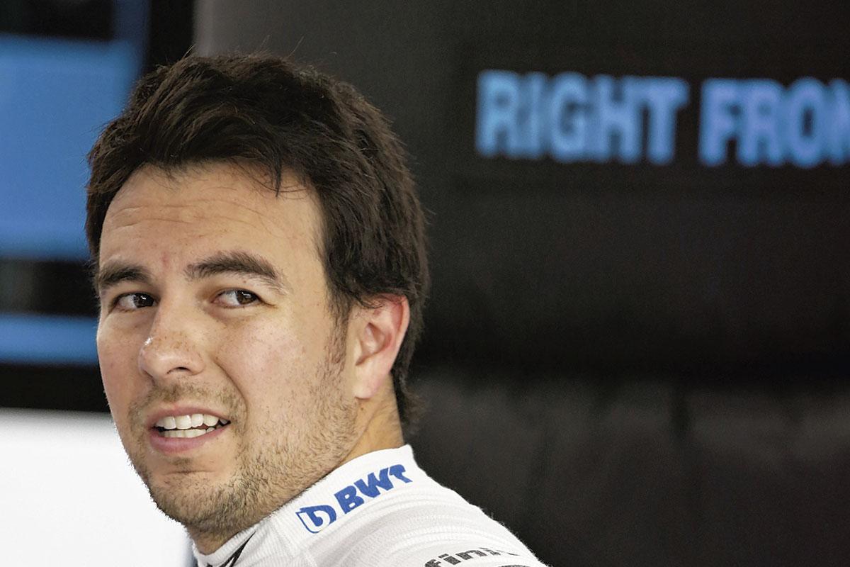 Sergio Perez, BELGAIMAGE