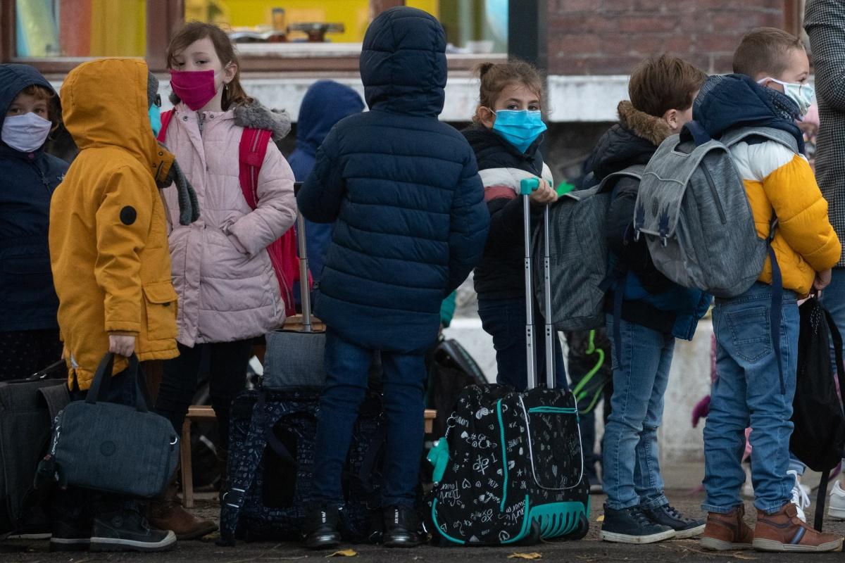 Vorig schooljaar bleek uit onderzoek van Katholiek Onderwijs Vlaanderen dat kinderen hun zin voor initiatief verloren vanwege de coronamaatregelen. , Belga