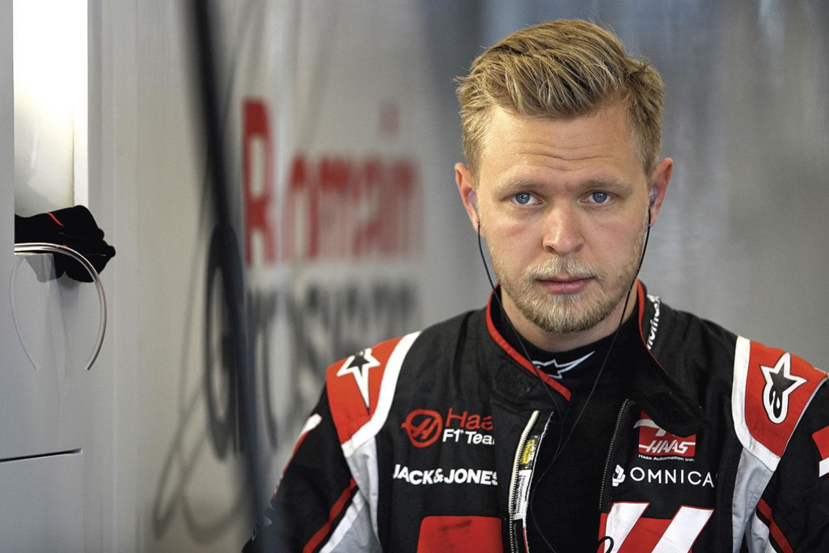 Kevin Magnussen, BELGAIMAGE