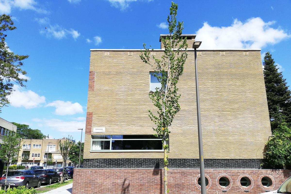 Tentoonstellingswijk Antwerpen, LP