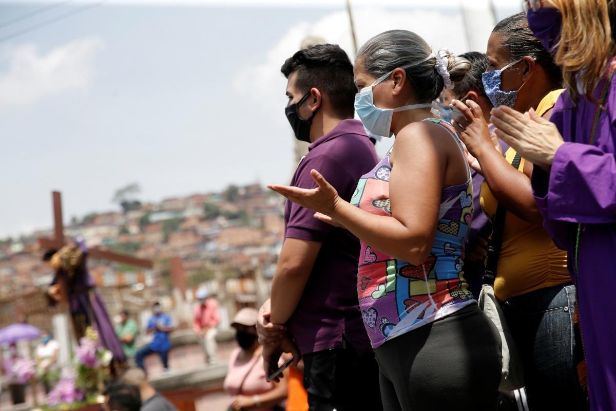 venezuelan people 2020 - 950×633