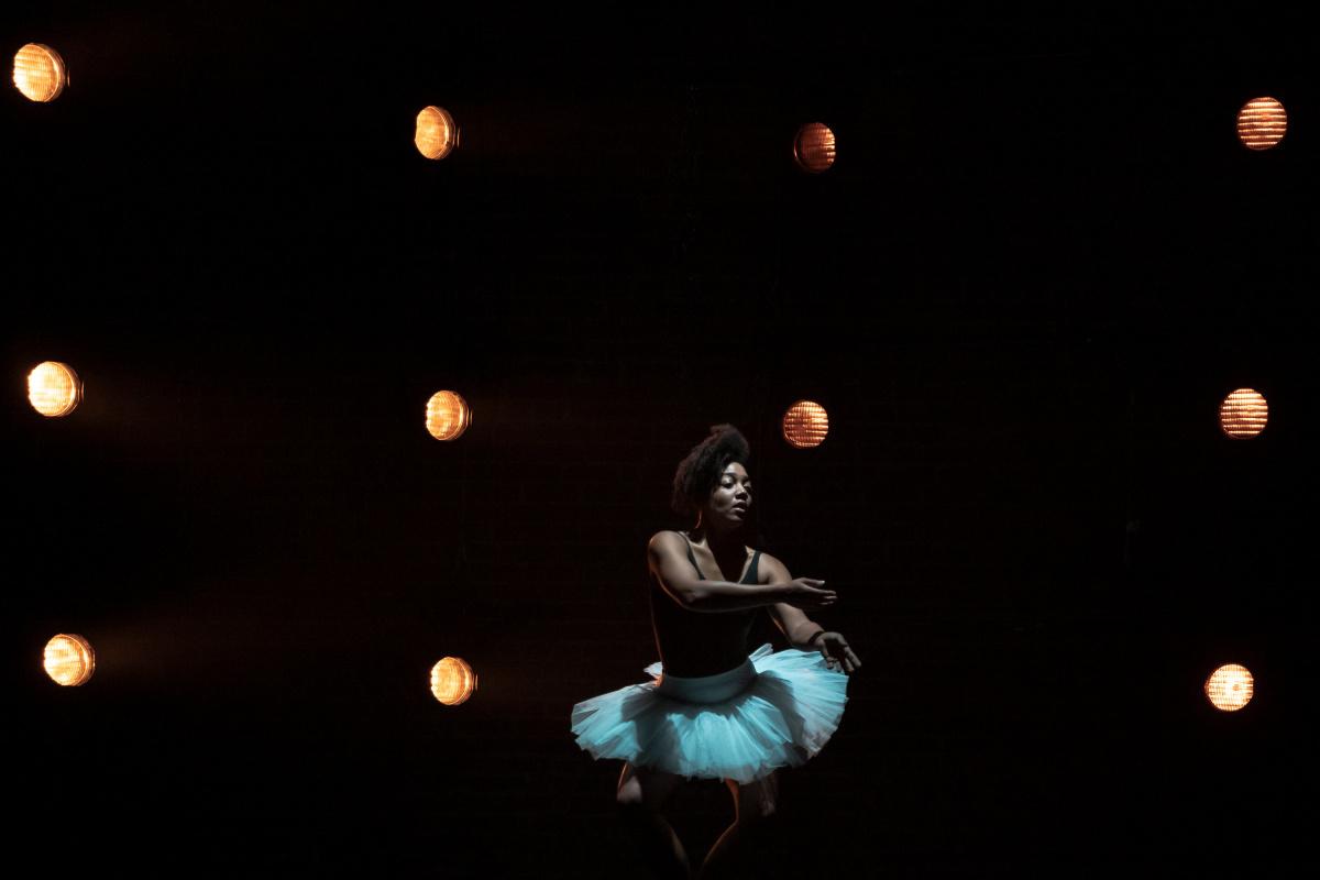 Syreeta Hector onderzoekt de verhouding tot ras en klassieke ballet., Jeremy Mimnagh