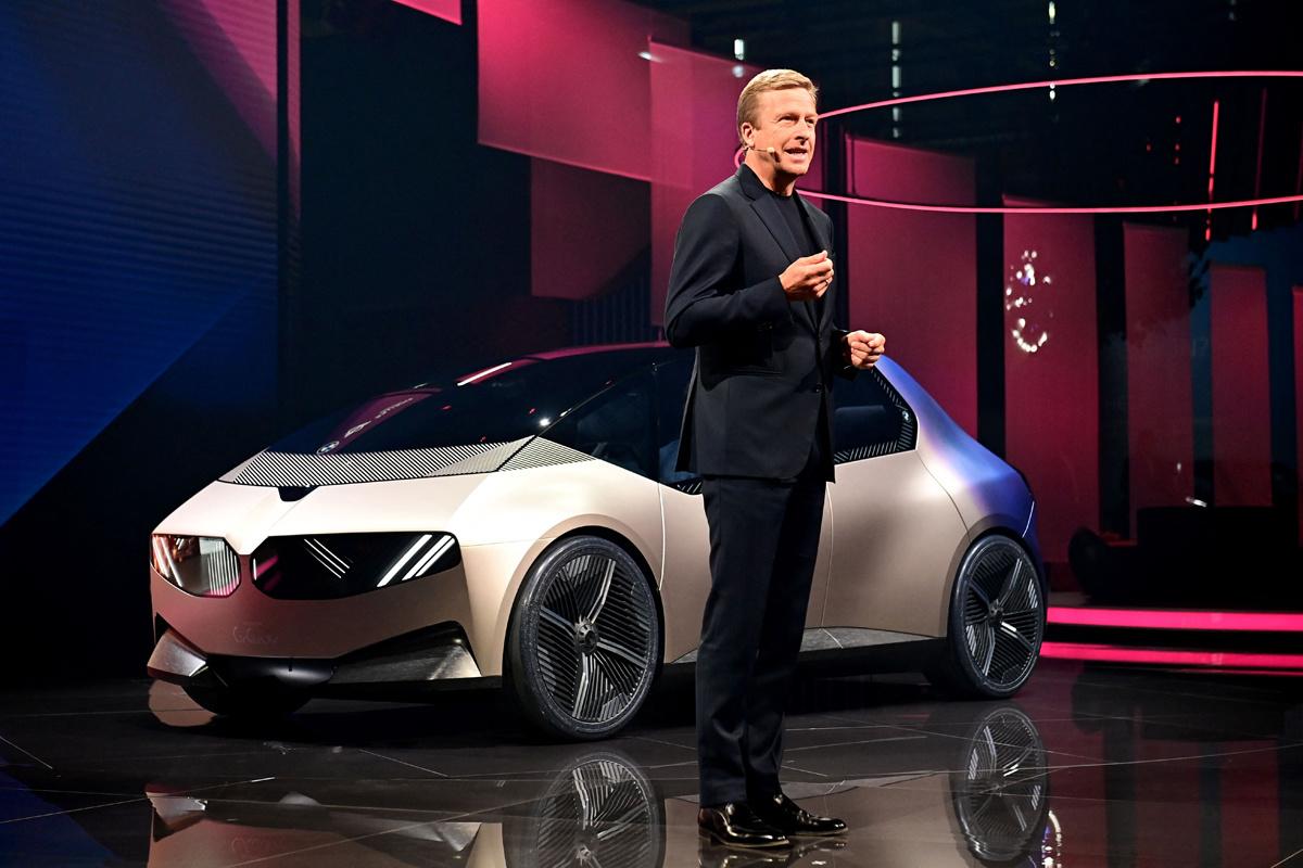 BMW i Vision Circular., Belga Image