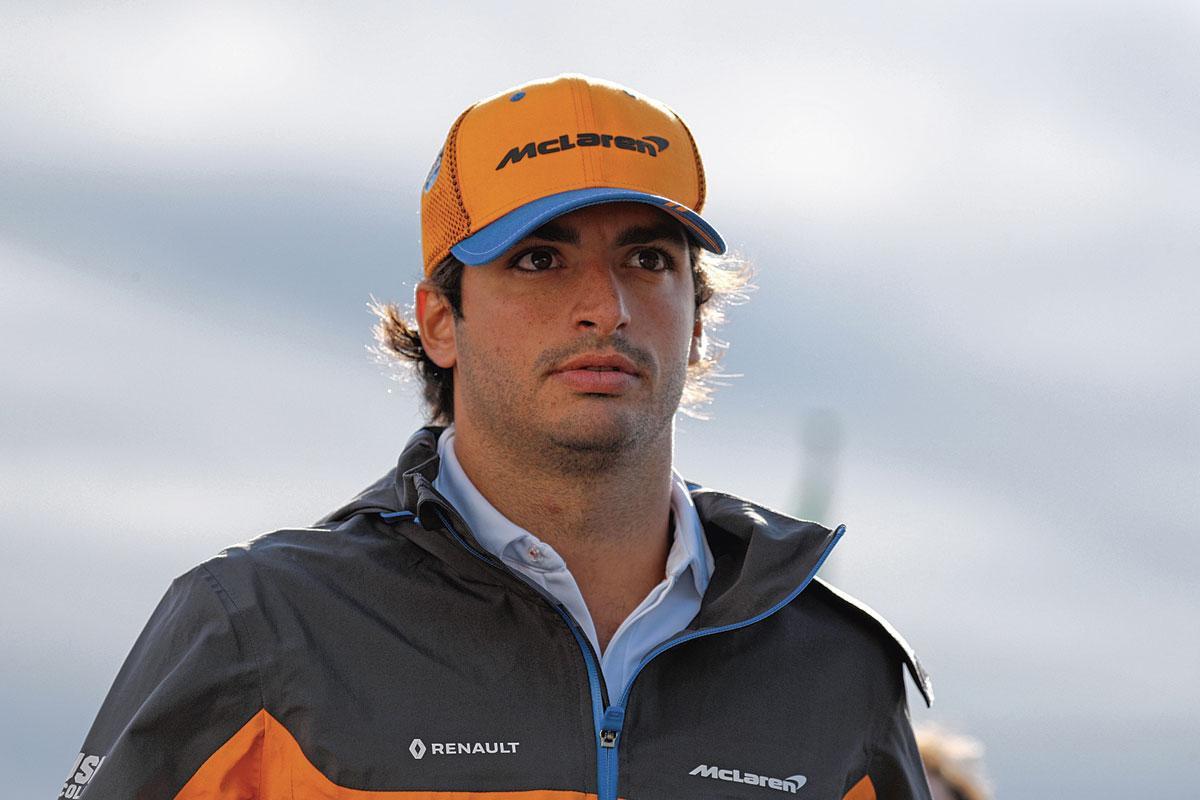 Carlos Sainz Jr., BELGAIMAGE