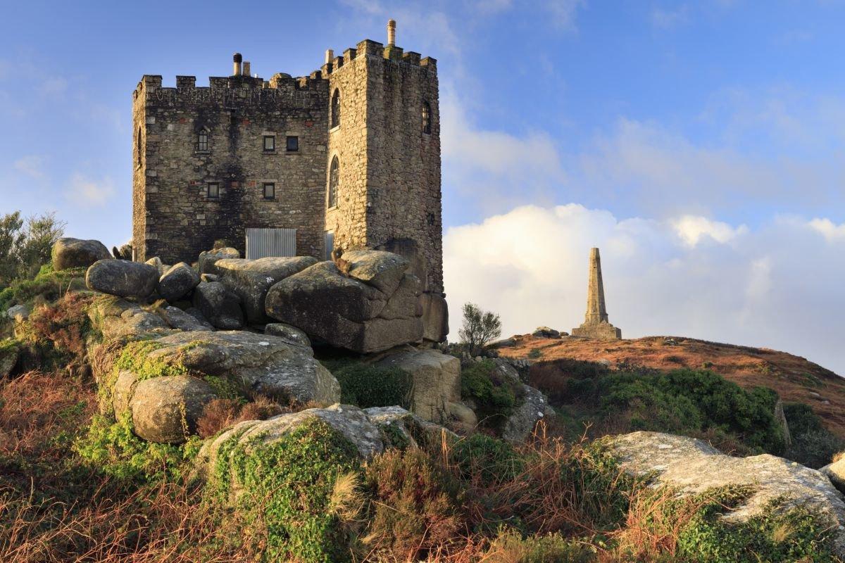 Château de Carn Brea , Getty Images