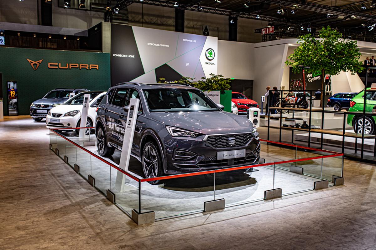 De Seat Tarraco is vanaf nu ook leverbaar met een 1.5 turbobenzinemotor met een vermogen van 150 pk in combinatie met een DSG-automaat., Patrick Theunissen