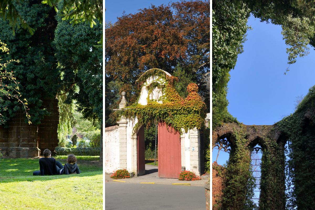 De ruïne & park Cerckel: idyllische plekjes in Diest, Toerisme Diest