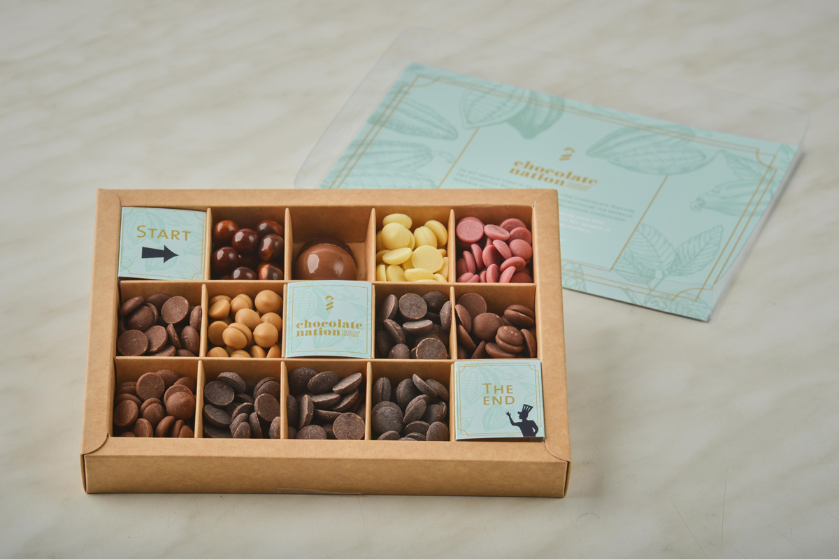 Experience Box, Chocolate Nation