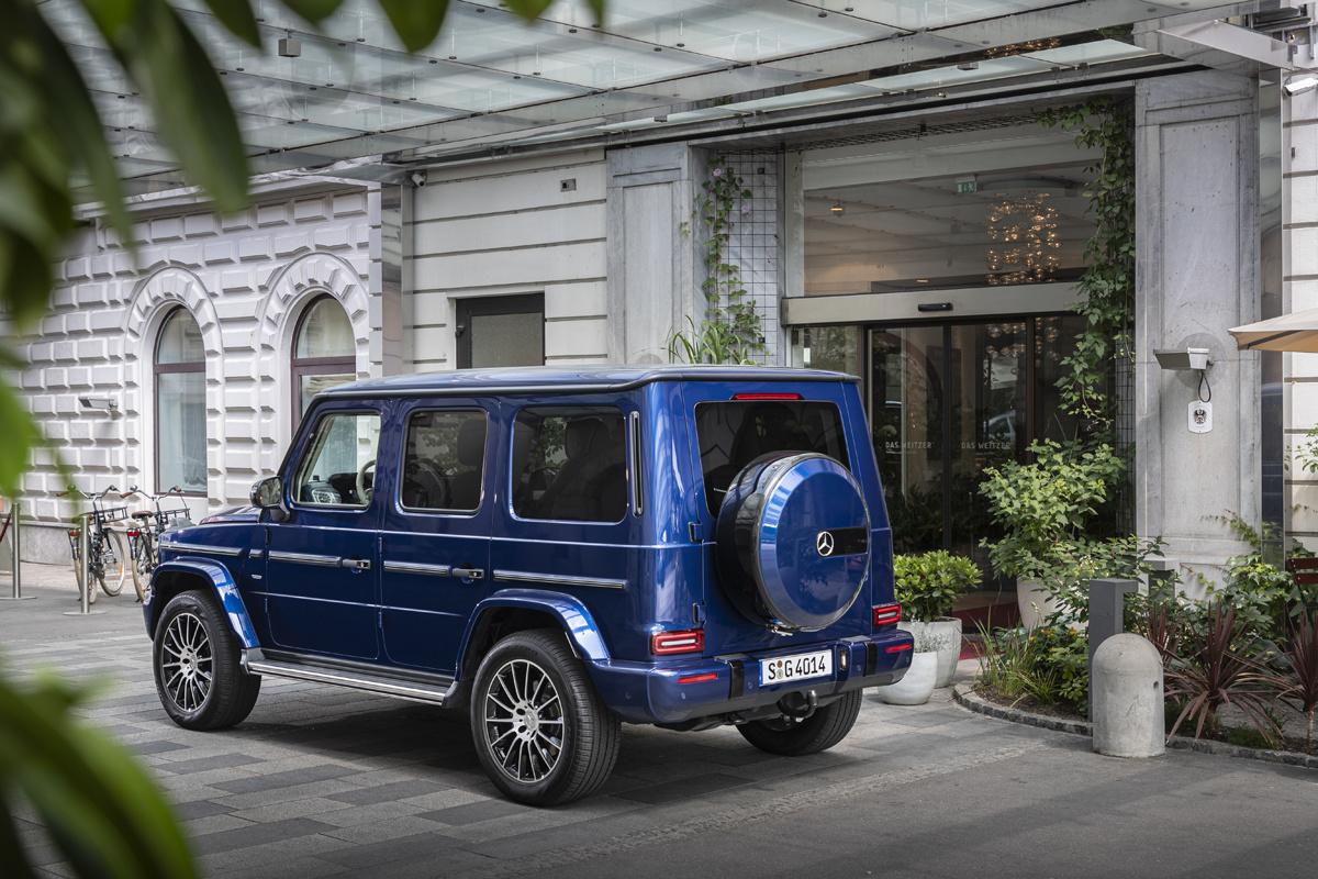 Vanaf 2030 verkoopt Mercedes enkel nog elektrisch aangedreven wagens., /