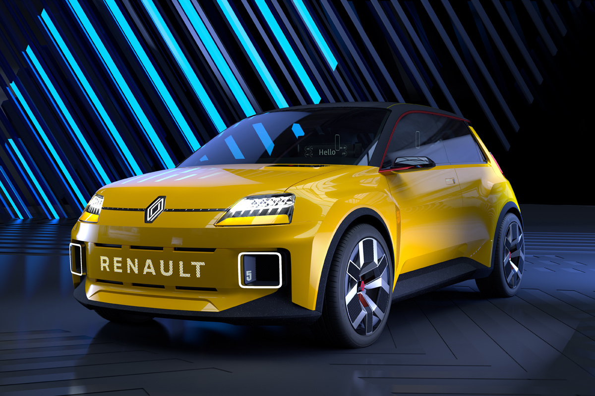 Renault 5 Prototype, /