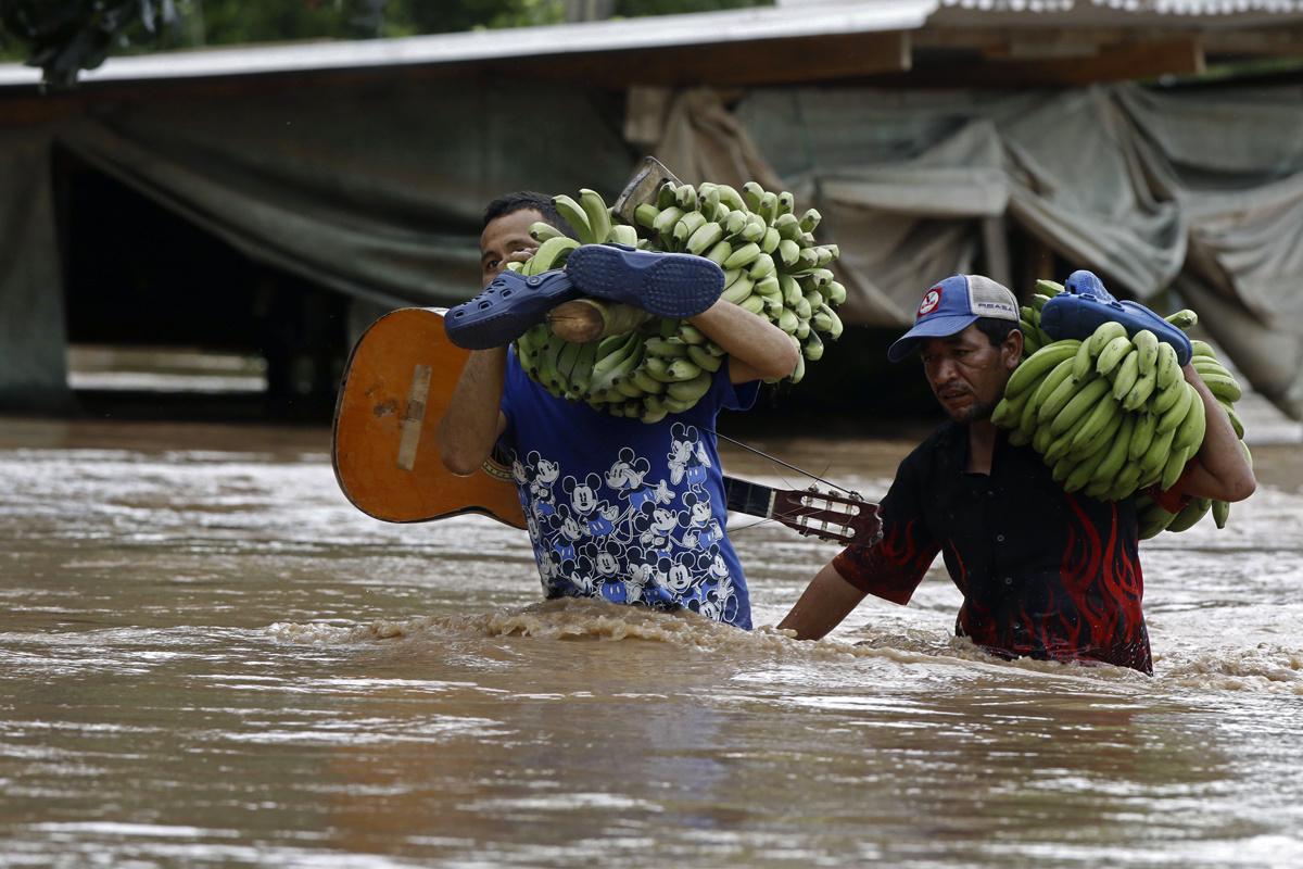 Centraal-Amerika heeft hulp nodig om deze steeds extremere weersomstandigheden het hoofd te bieden, zeggen experts., Belga Image