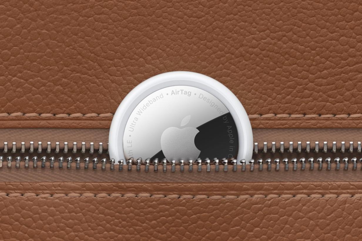 Le nouvel AirTag Apple., Apple