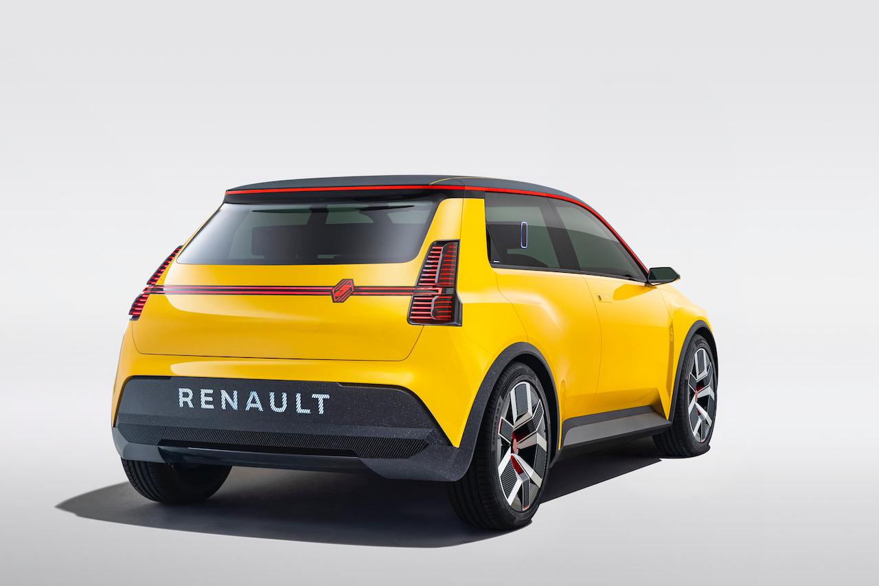 Renault 5 prototype, GF