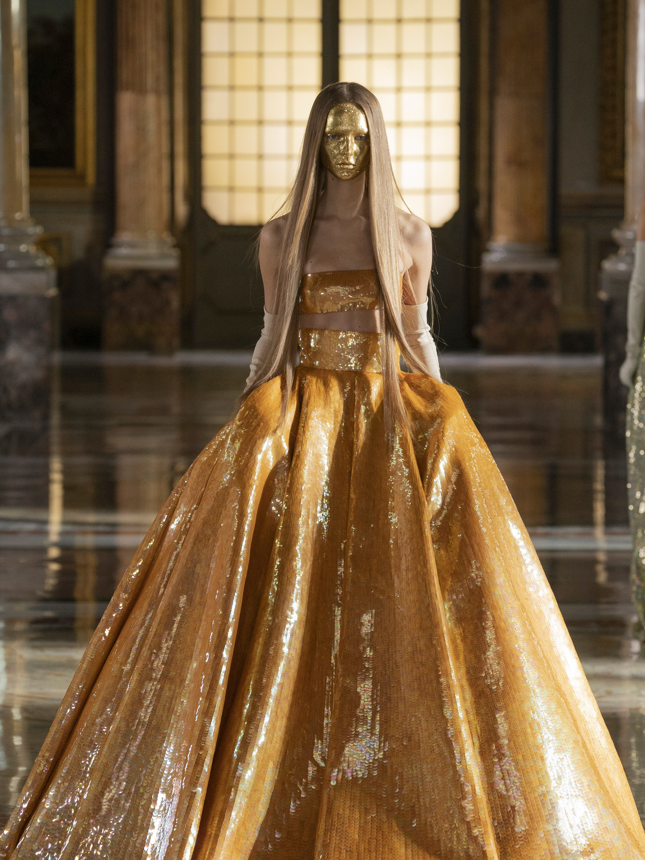Valentino haute couture SS21, Imaxtree