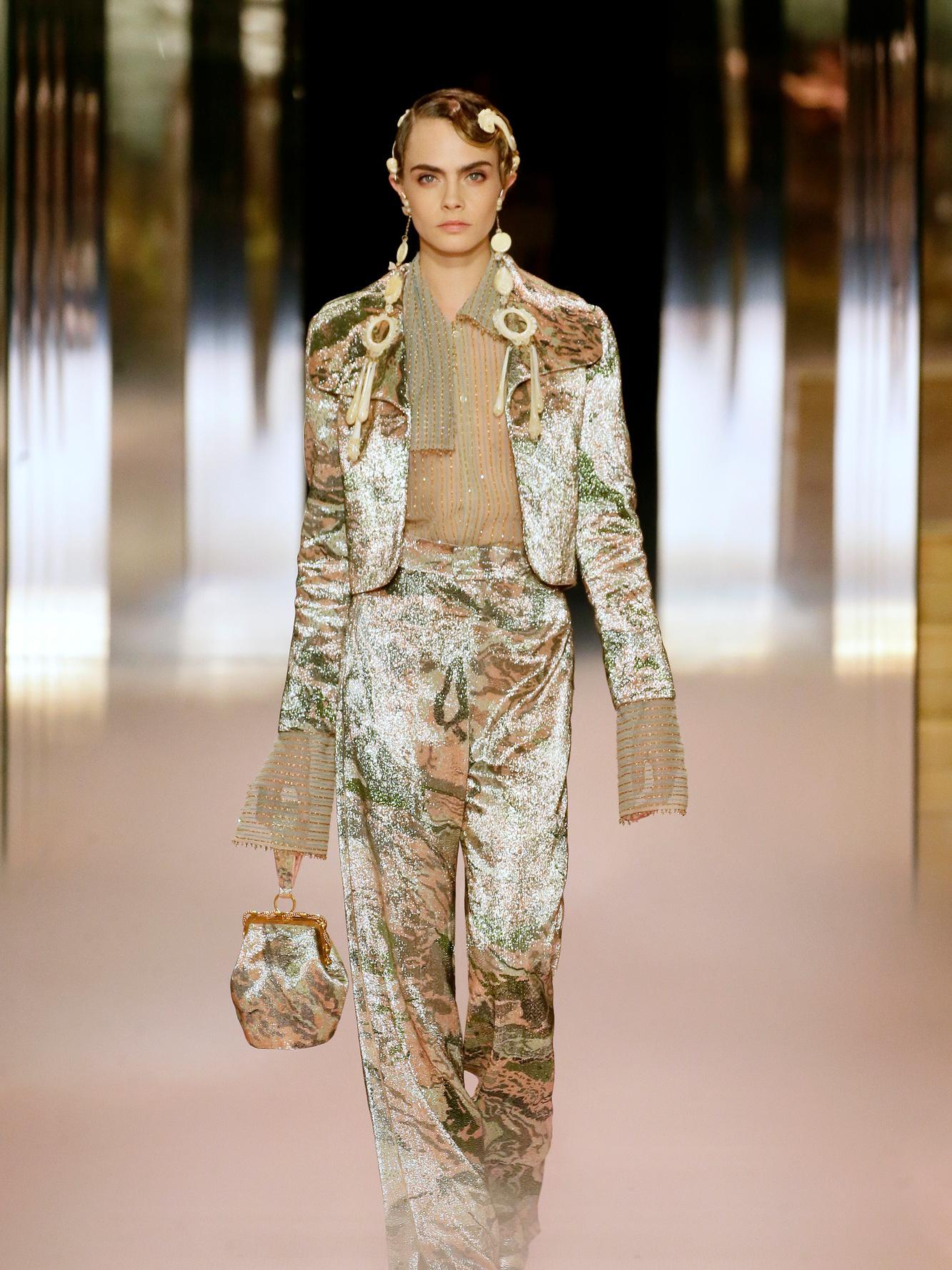 Fendi haute couture SS21, Imaxtree