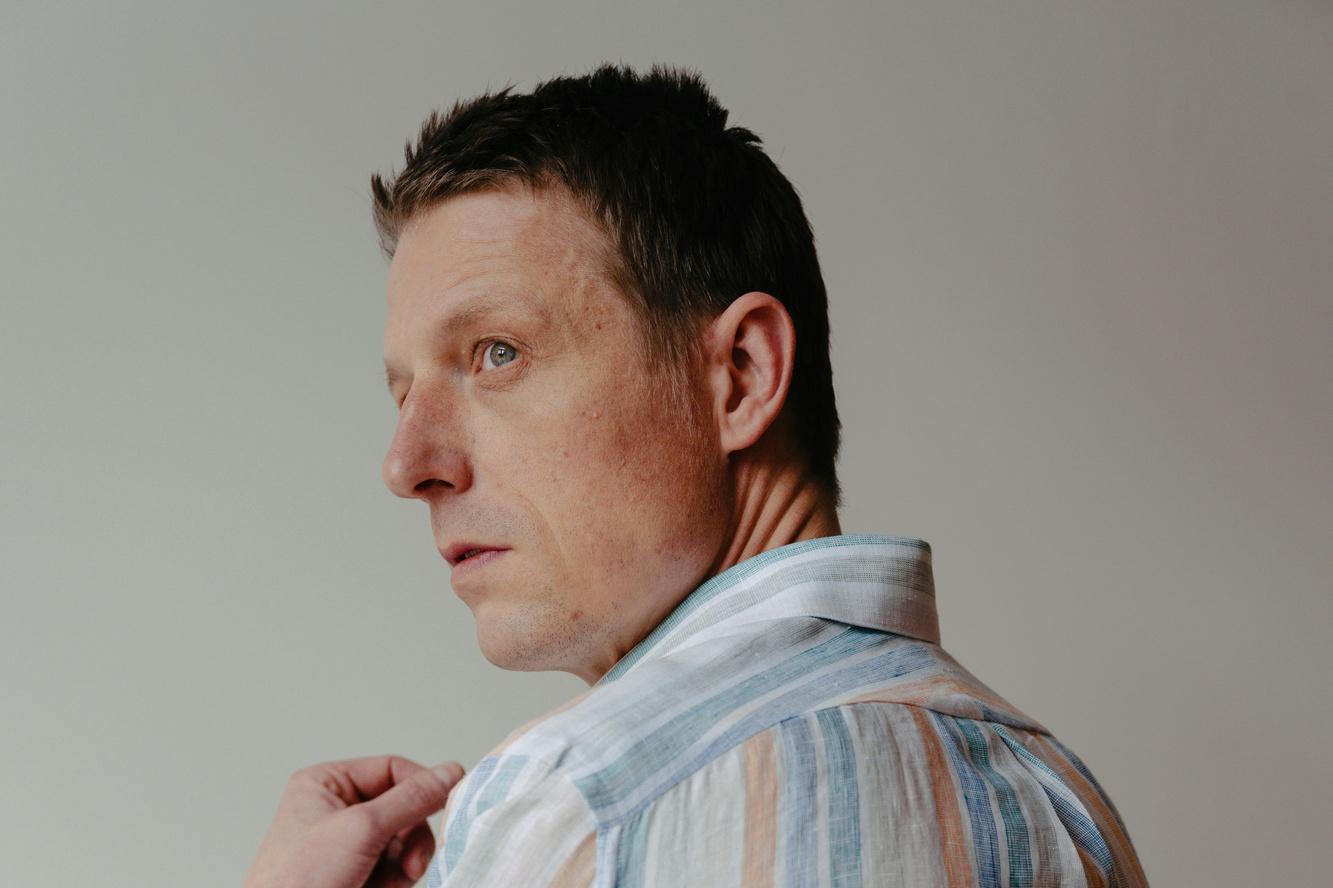 Bent Van Looy in het 'Utoquai' hemd, DamonDeBacker