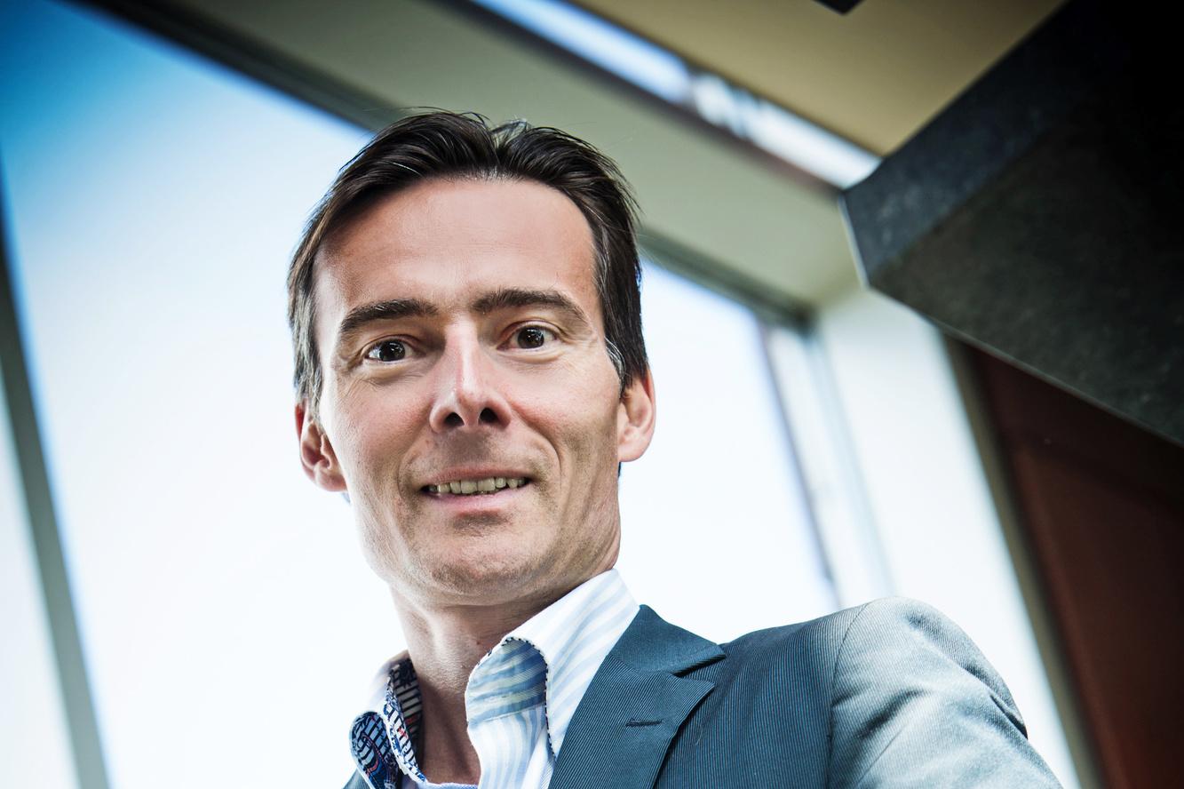 Le directeur de XenomatiX, Filip Geuens., XenomatiX
